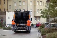 Transport municipal spécial et services publics images libres de droits