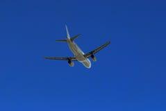 Transport par avion Images libres de droits