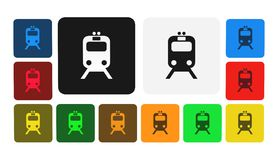 Transport of passengers icon, sign, illustration. Transport of passengers icon, sign,best illustration Royalty Free Stock Photography