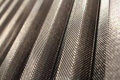 Transport perforé durable de technologie de tôle d'acier de revêtement en métal photos libres de droits