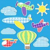 transport powietrzny Zdjęcie Royalty Free