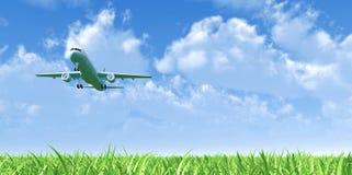 Transport powietrzny Fotografia Stock
