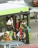 Transport public Photos libres de droits