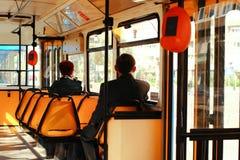 Transport public Photographie stock