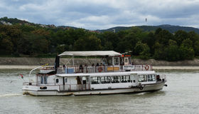Transport publiczny łódź Zdjęcia Stock