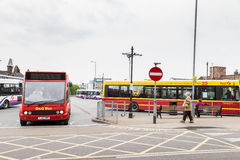 transport publiczny fotografia stock