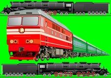 Transport railways Stock Photography
