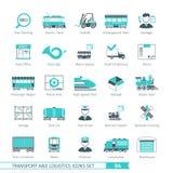 Transport Set 04 Royalty Free Stock Photos