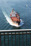 Transport ship Royalty Free Stock Photos