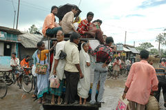 Transport of Sundarban-India Stock Photos