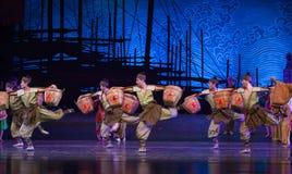 "Transport team-Dance drama ""The Dream of Maritime Silk Road"" Stock Image"