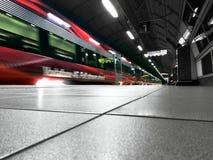 Transport. Train London underground United Kingdom Stock Photo