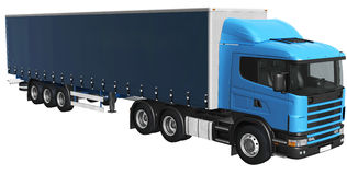 Transport truck Stock Photography