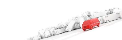 Transport und Versand Stockfotografie