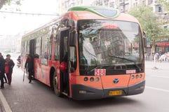 Transport usługa w Wuhan Zdjęcia Stock