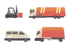 Transport vector cartoon illustration. Eps10 Stock Photo