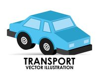 Transport vehicle Royalty Free Stock Images