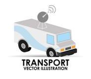 Transport vehicle Stock Photography
