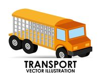 Transport vehicle Royalty Free Stock Photography
