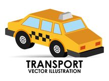 Transport vehicle Stock Photo