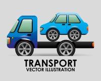 Transport vehicle Stock Image