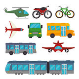 Transport and vehicles Stock Image