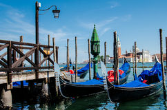 Transport of Venice. Royalty Free Stock Images
