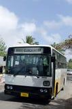 Transport w Rarotonga Kucbarskich wyspach Obraz Stock
