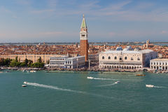 Transport w Wenecja Fotografia Stock