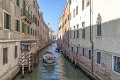 Transport w Wenecja, Włochy Obrazy Stock