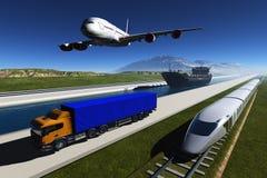 transport lizenzfreie abbildung