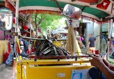 Transportacion de Tradicional en Gili Island Indonesia Imágenes de archivo libres de regalías