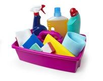 Transportador da limpeza Foto de Stock