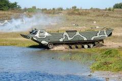 Transportador flotante PTS-2 Imágenes de archivo libres de regalías