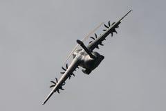 Transportador militar Airbus A400M Fotografia de Stock Royalty Free