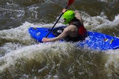 Transportar no rio do sul do erro Imagem de Stock