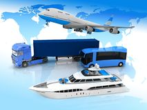 Transportation Royalty Free Stock Image
