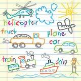 Transportation Stock Image