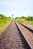 Transportation. Rail transportation business, it's safe Stock Image