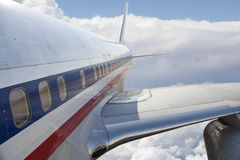 Transportation: Air flight Royalty Free Stock Photos
