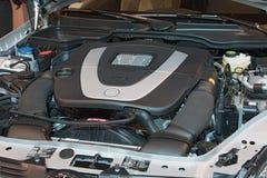 Transportation auto show engine. Transportation auto show toronto engine Royalty Free Stock Image