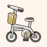 Transportation bike theme elements vector,eps Royalty Free Stock Images