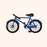 Transportation bike theme elements vector,eps Royalty Free Stock Photos