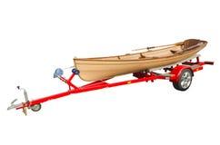 Transportation of boats Royalty Free Stock Photos