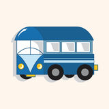 Transportation bus theme elements vector,eps Stock Image