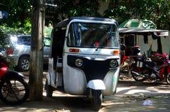Transportation in Cambodia. Stock Photo