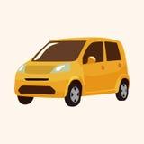 Transportation car theme elements vector,eps Royalty Free Stock Photography