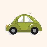 Transportation car theme elements vector,eps. Vector illustration file Royalty Free Stock Image