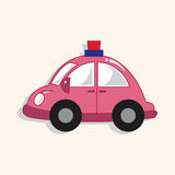 Transportation car theme elements vector,eps. Vector illustration file Royalty Free Stock Images