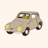 Transportation car theme elements vector,eps Stock Images